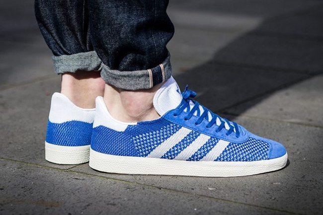 adidas Gazelle Primeknit Releasing in Three New Colorways | Nice Kicks