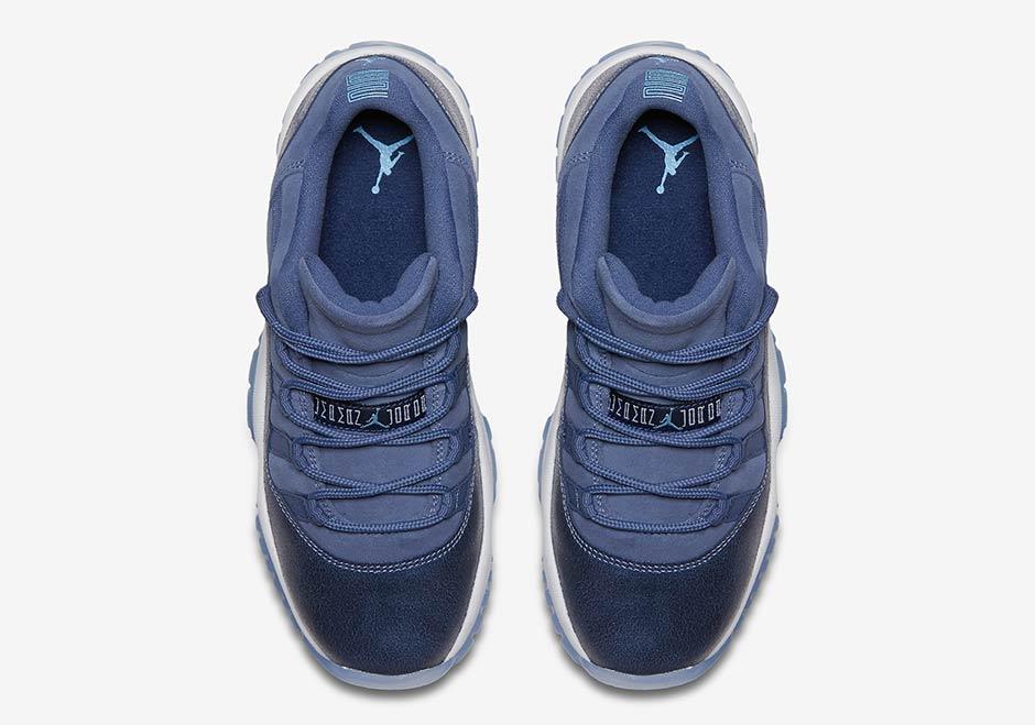 """Air Jordan 11 Low """"Blue Moon"""""""