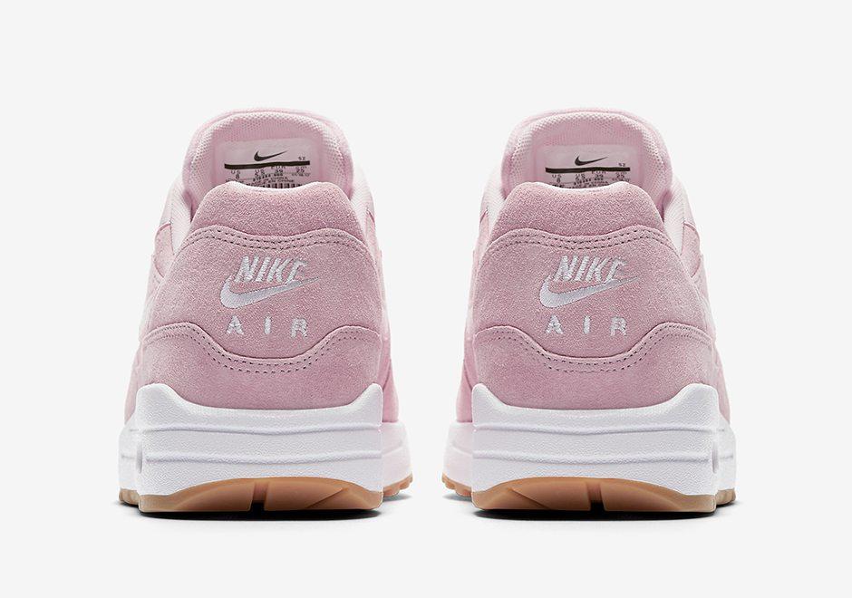 """Nike Air Max 1 """"Pink Suede"""""""