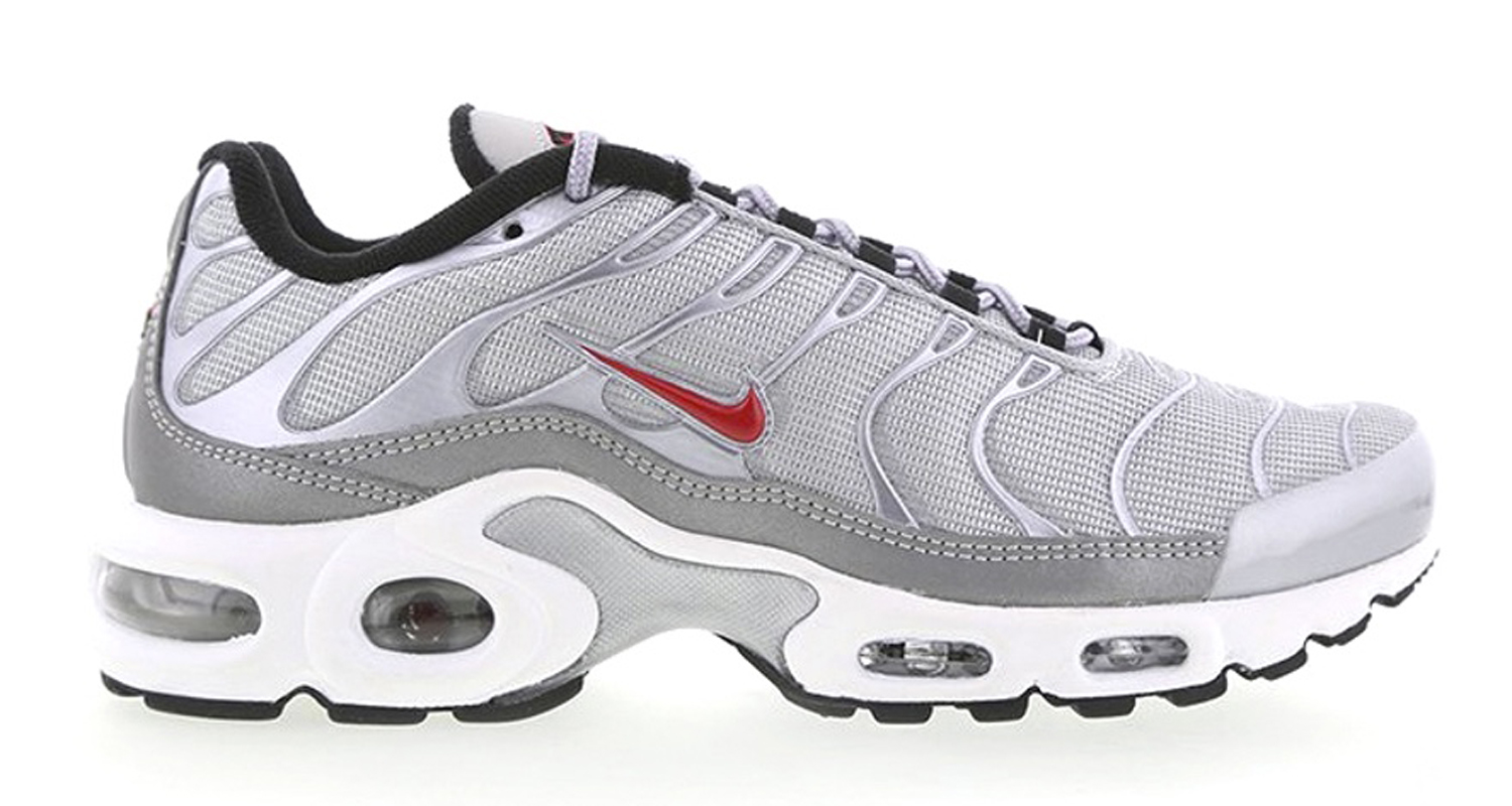 nike air max plus silver bullet release date nice kicks. Black Bedroom Furniture Sets. Home Design Ideas