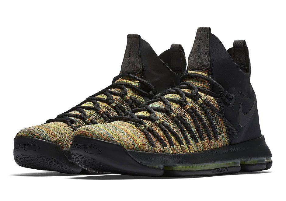 "Nike KD 9 Elite ""Multicolor"""