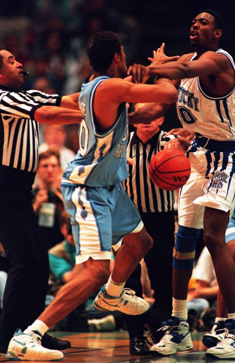Rasheed Wallace Coach in Air Force 1s