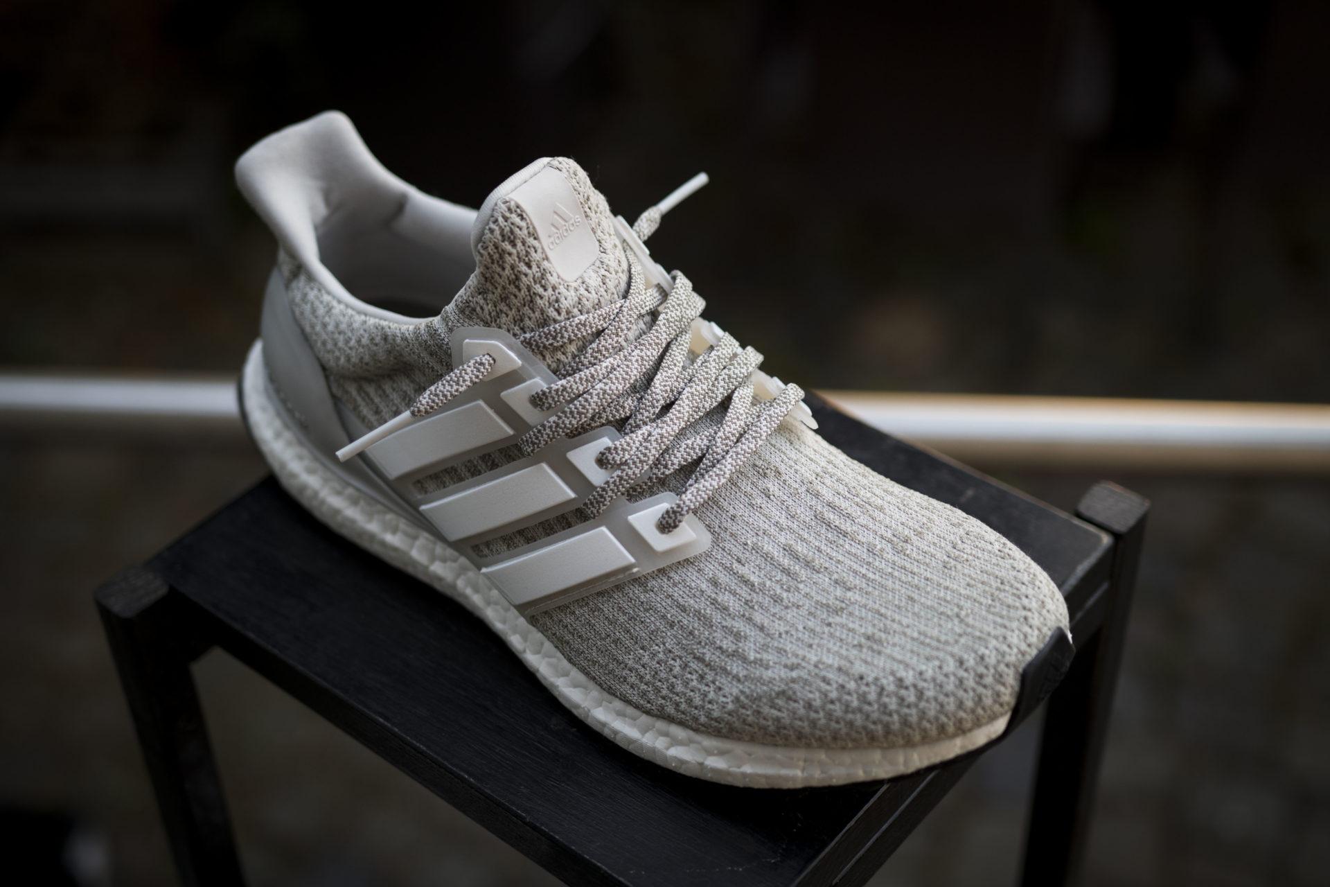 adidas Ultra Boost 3.0 A Taste of Cream Custom by Sneakersnbonsai