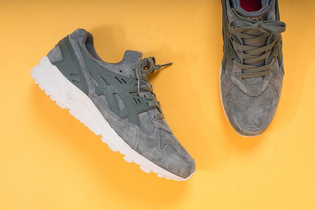 "ASICS Gel Kayano Trainer ""Suede"" Pack"