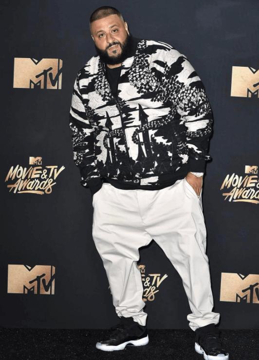 "DJ Khaled in the Air Jordan 11 Retro Low ""Baron"""