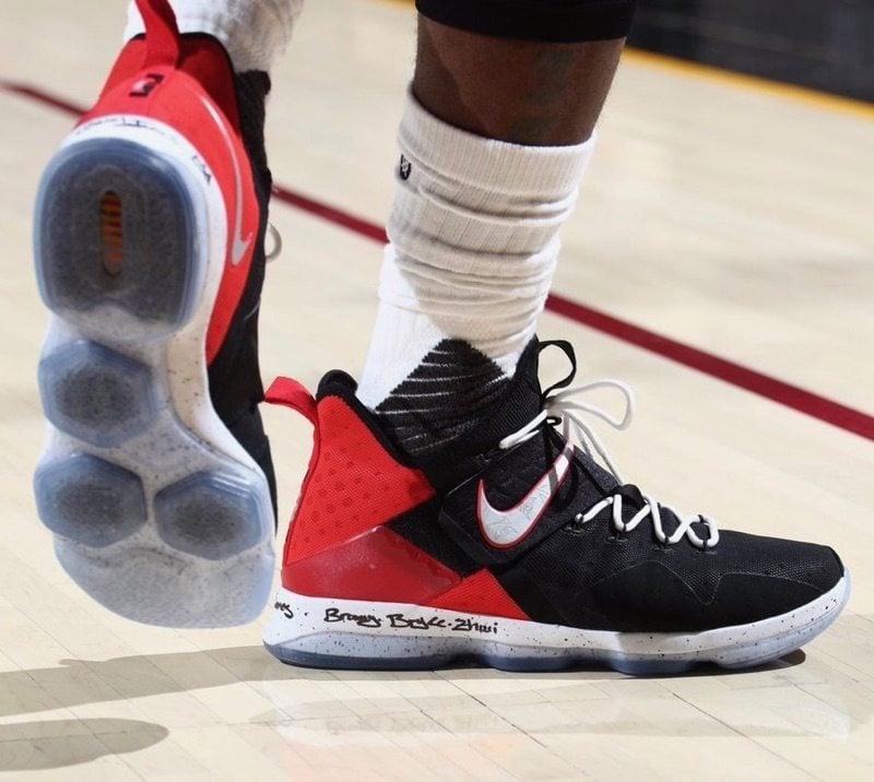 lebron shoes 2017