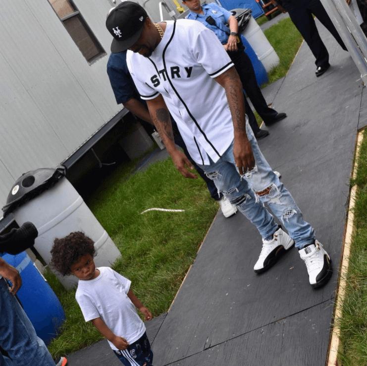 """Nas in the Air Jordan 12 Retro """"CNY"""""""