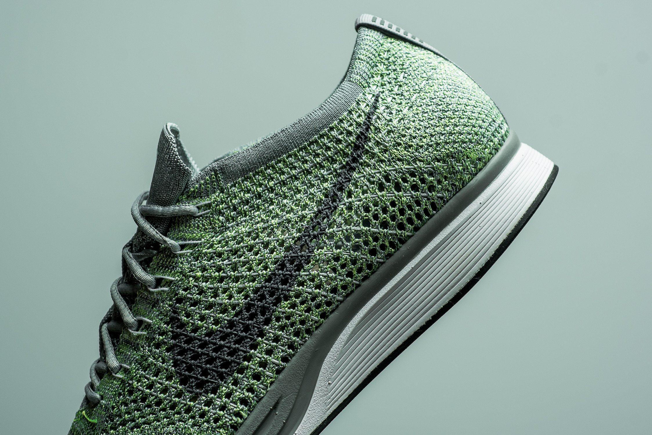 """Nike Flyknit Racer """"Ghost Green"""""""