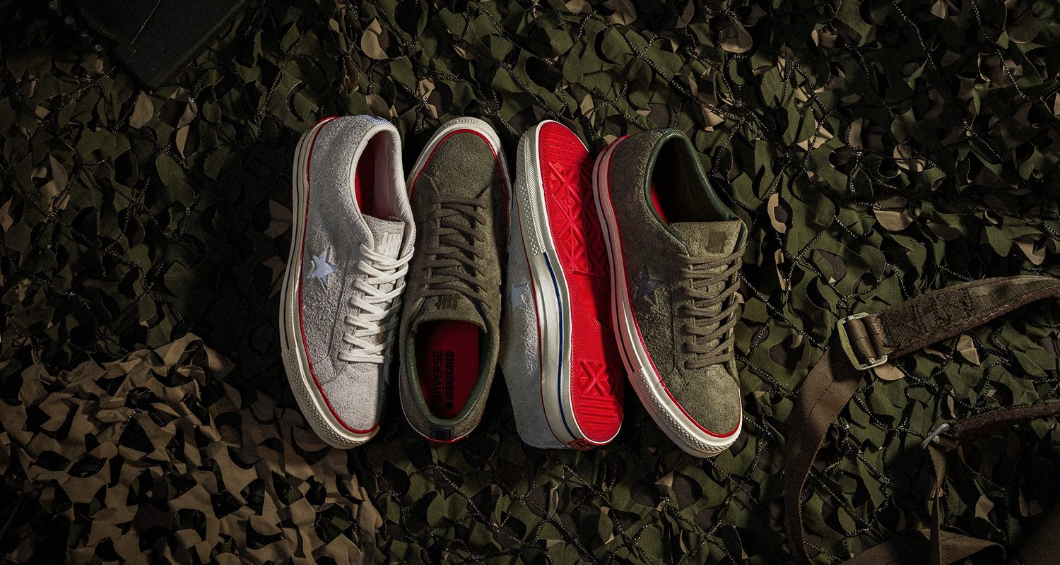 Undefeated x Converse One Stars Collection