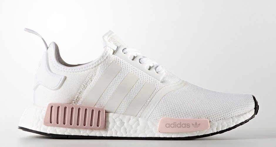 adidas nmd white rose releases for women next month. Black Bedroom Furniture Sets. Home Design Ideas