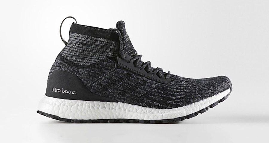 Adidas Ultra Boost Atr Mid Quot Grey Quot Coming Soon Nice Kicks