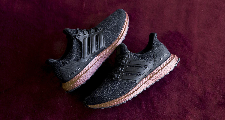 """彩虹细节,adidas Ultra Boost 3.0 """"LGBT 即将发售 CP9632 球鞋资讯"""