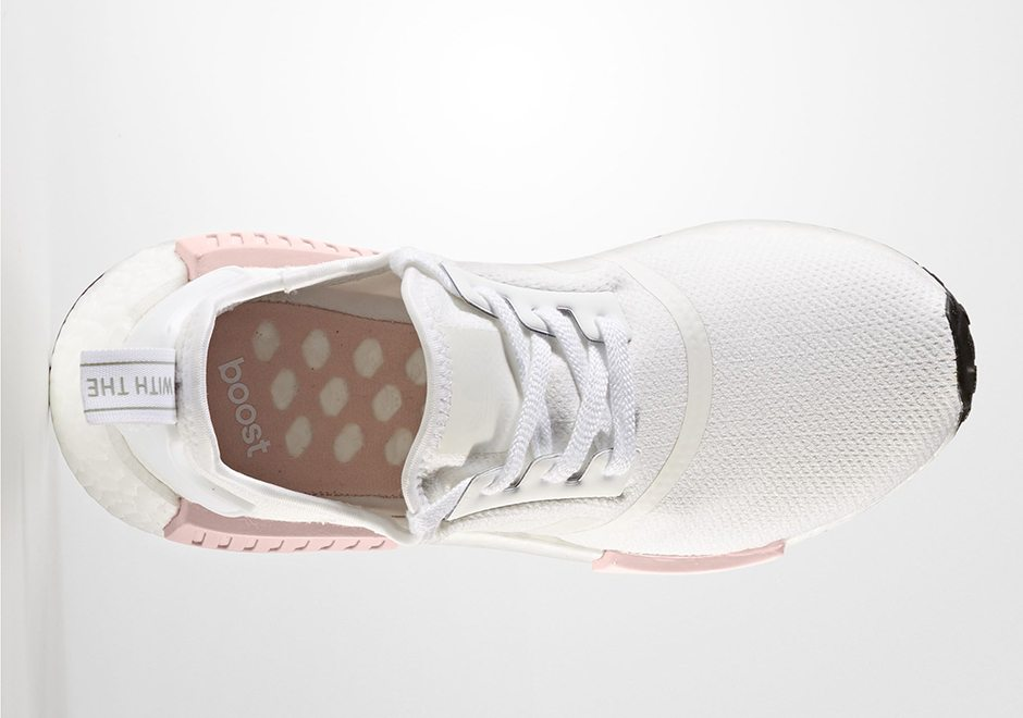 Adidas Nmd White Rose Releases For Women Next Month Nice Kicks