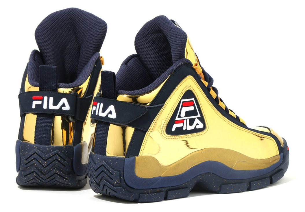 grant hill sneakers 1996