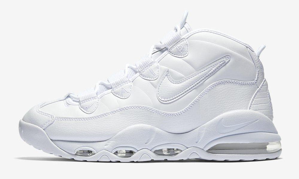Nike Air Max Uptempo 95 Tripe White