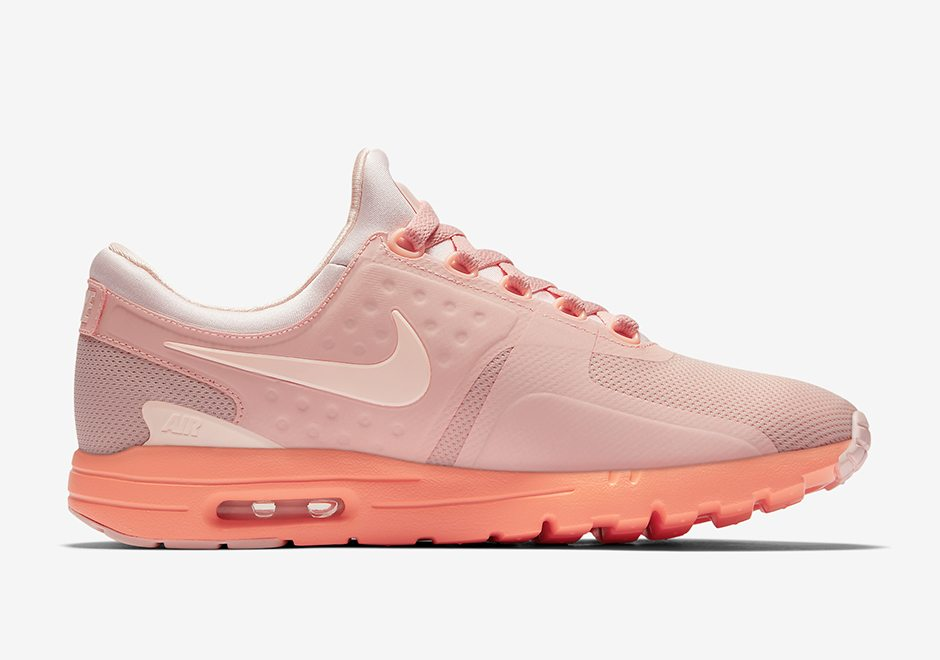 nike air max zero sunset tint coming soon nice kicks. Black Bedroom Furniture Sets. Home Design Ideas