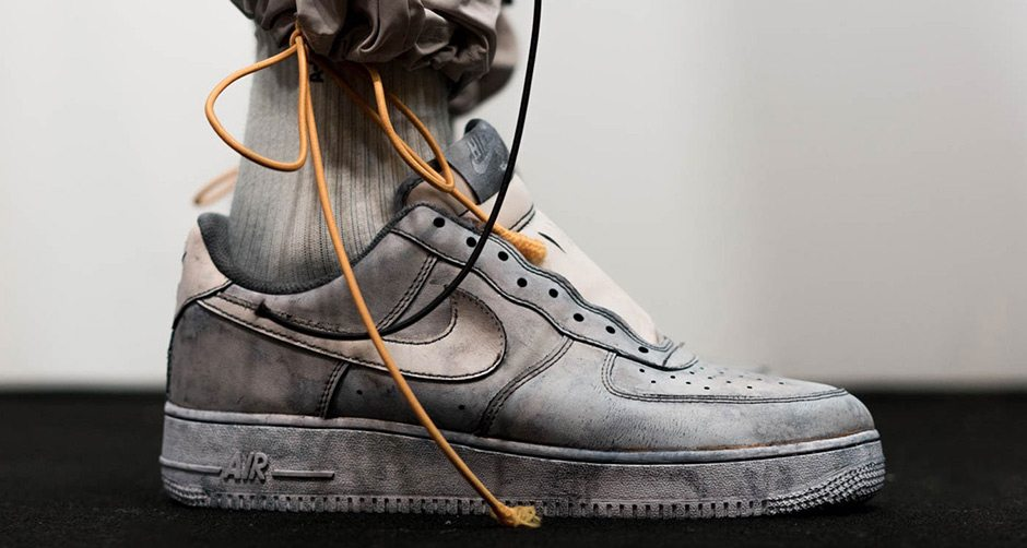 A-COLD-WALL x Bespoke NikeLab Air Force 1 Low