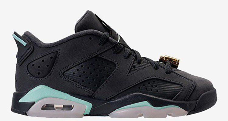 """Air Jordan 6 Low """"Mint Foam"""" // Release Date"""