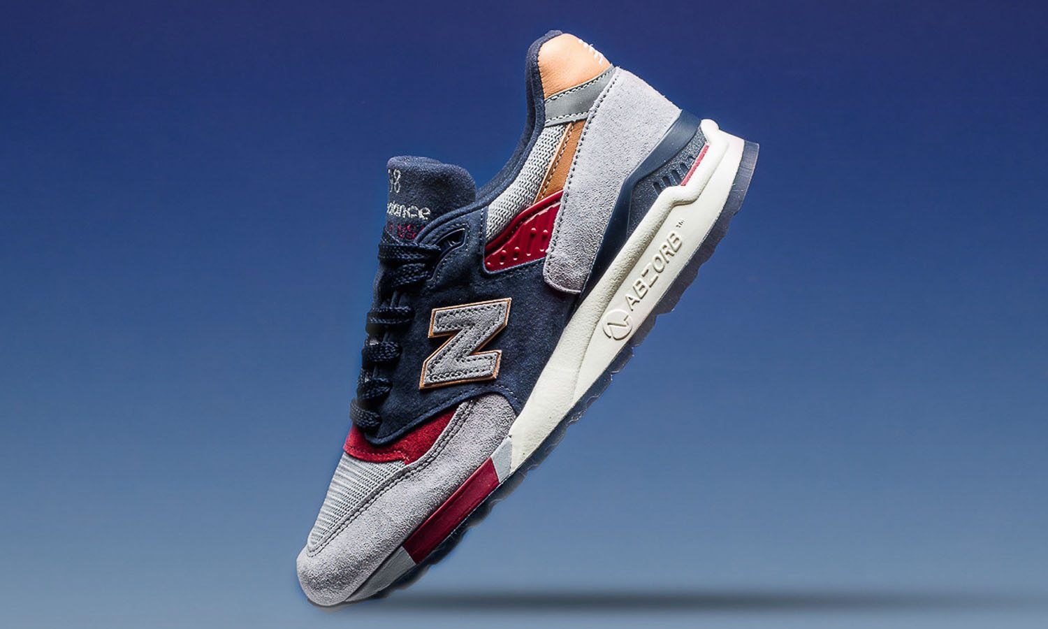 """best service 0bf0d 2e266 this new balance 998 lives up to its name """"desert heat"""""""