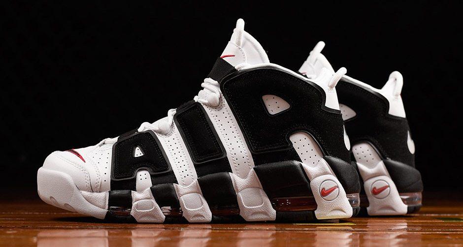 Scottie Pippen Air Shoes Release