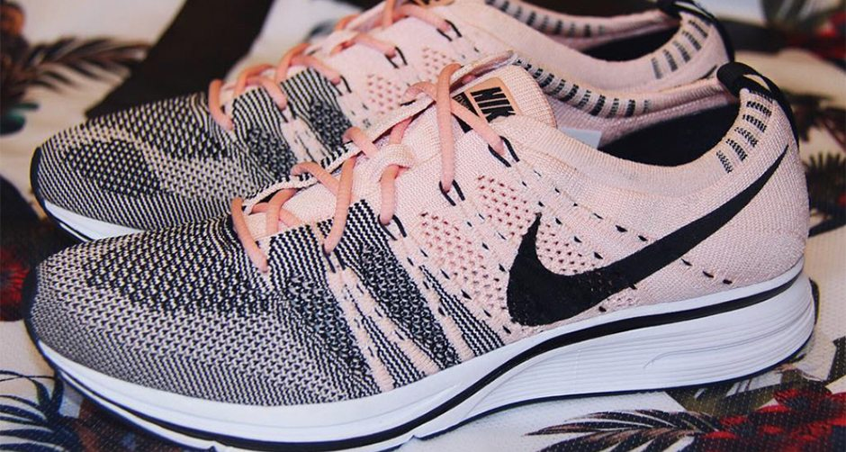 nike flyknit trainer sunset tint releasing next month. Black Bedroom Furniture Sets. Home Design Ideas