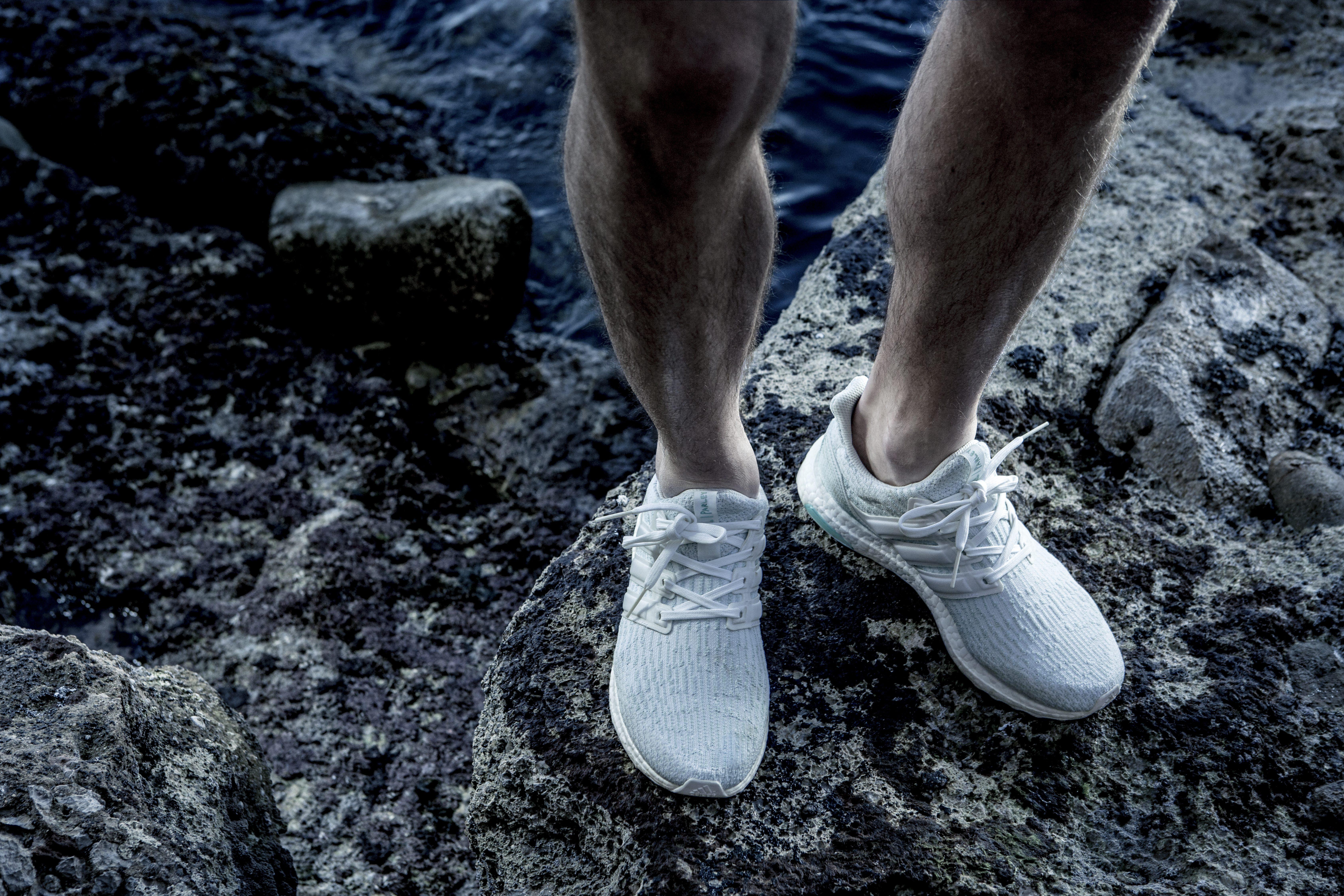 Parley x adidas Ultra Boost