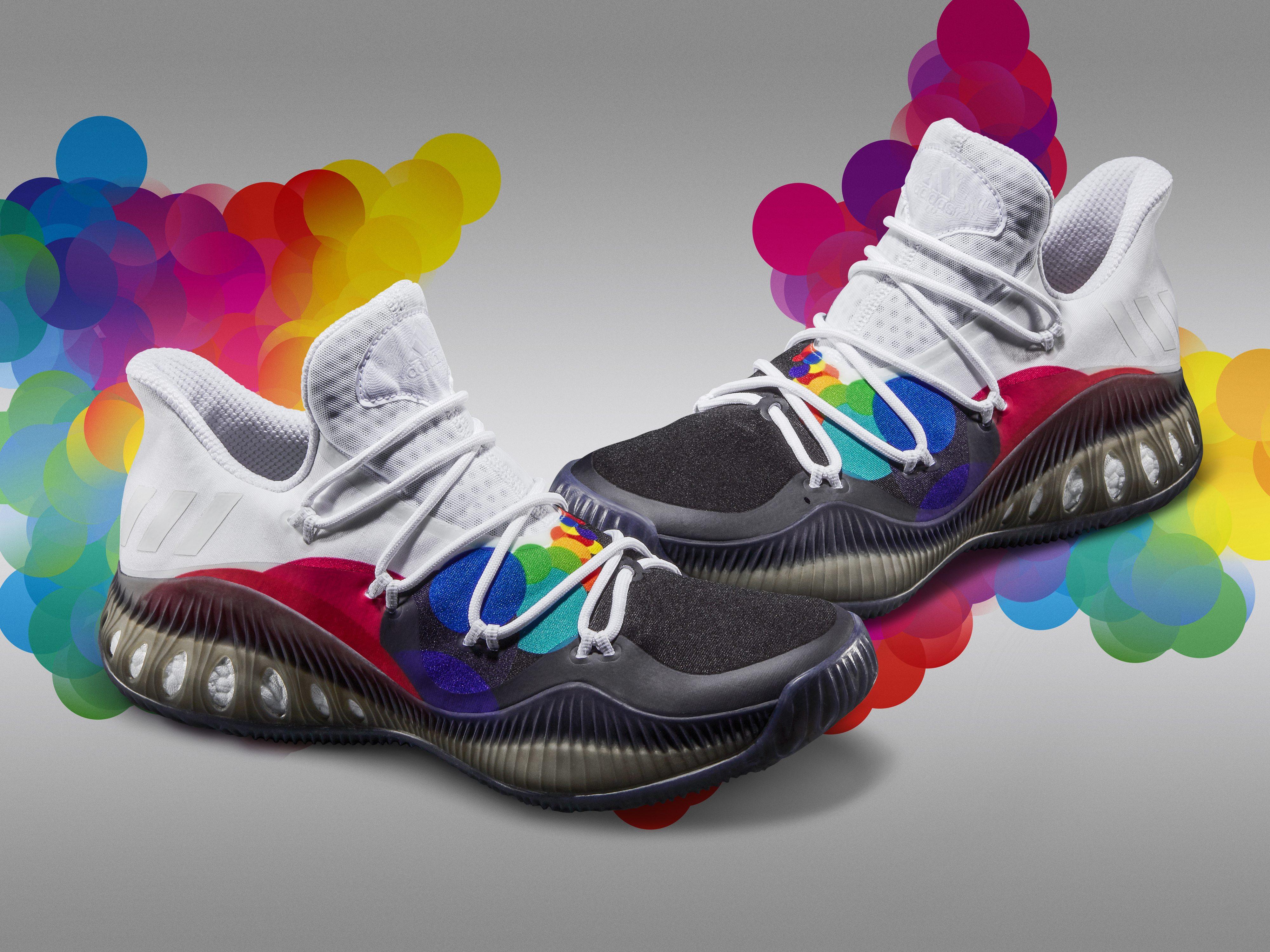 """adidas Crazy Explosive """"Pride"""""""