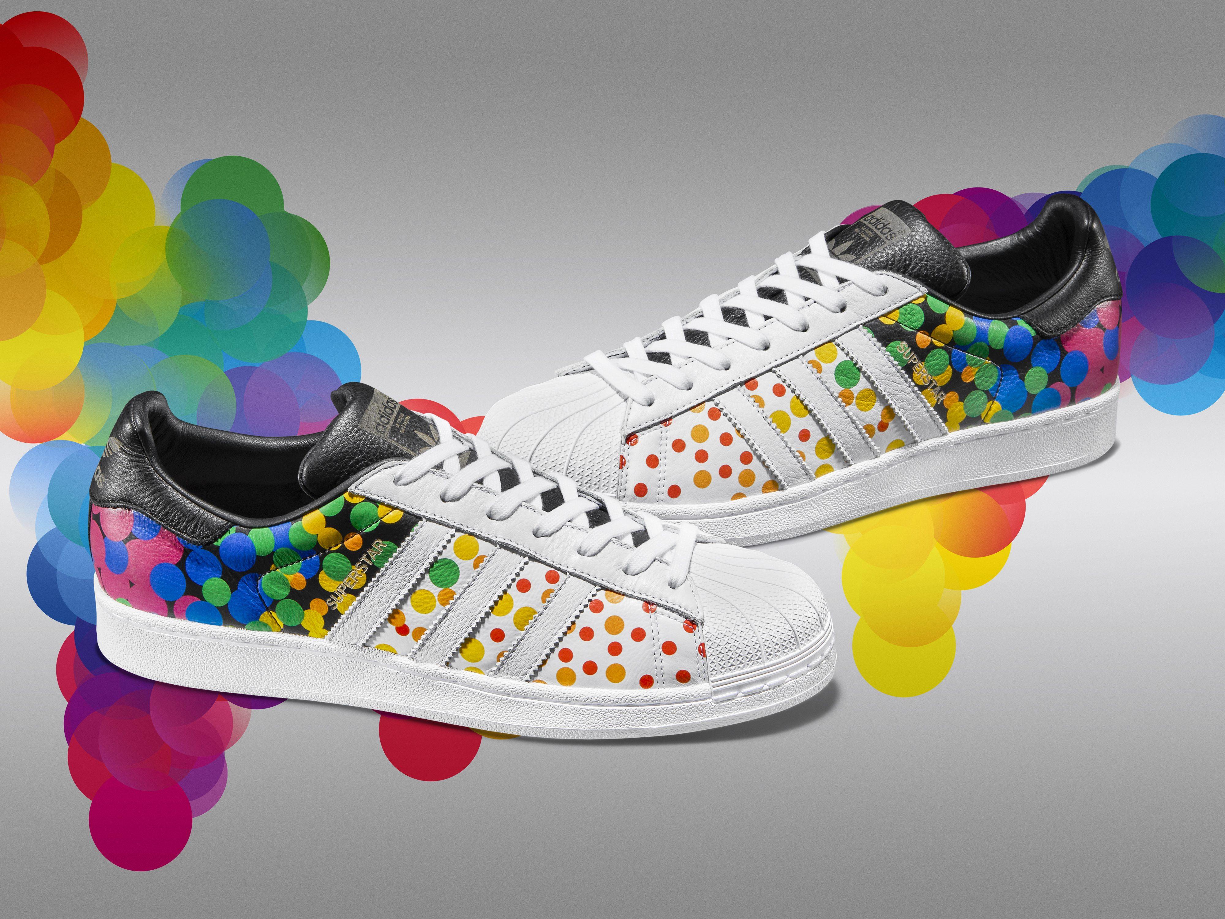 "adidas Superstar ""Pride"""