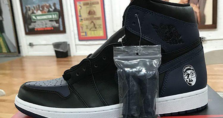 Spike Lee x Air Jordan 1