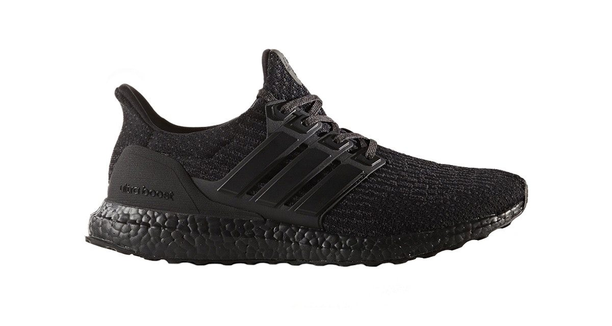 adidas ultra boost 3 0 triple black will release this. Black Bedroom Furniture Sets. Home Design Ideas