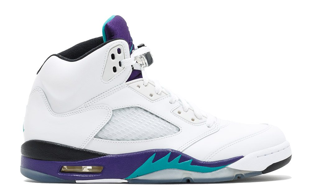 """Air Jordan 5 """"Grape"""""""