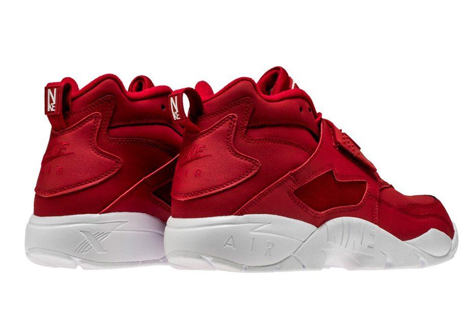 Nike Air Diamond Turf Red/White