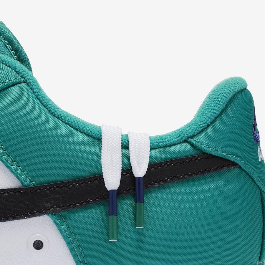 "Nike Air Force 1 Low Mini Swoosh ""Neptune Green"""