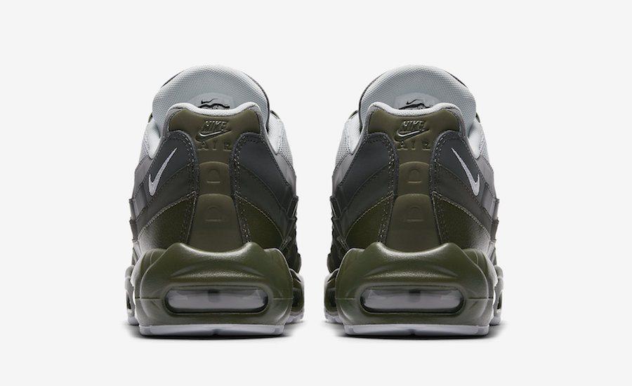 """Nike Air Max 95 Essential """"Cargo Khaki"""""""