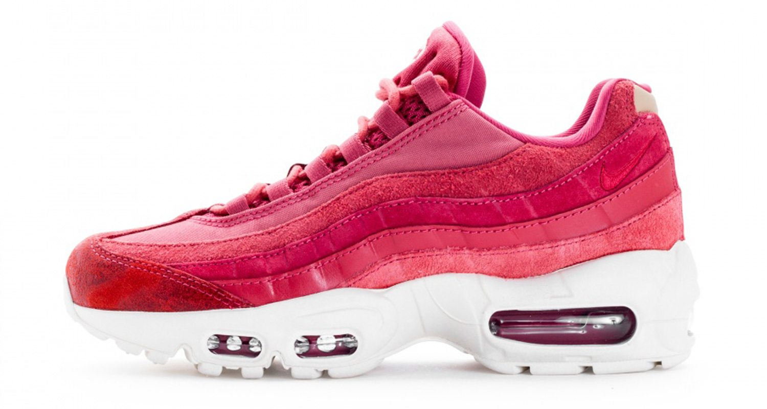 nike air max 95 premium light redwood available now nice kicks. Black Bedroom Furniture Sets. Home Design Ideas
