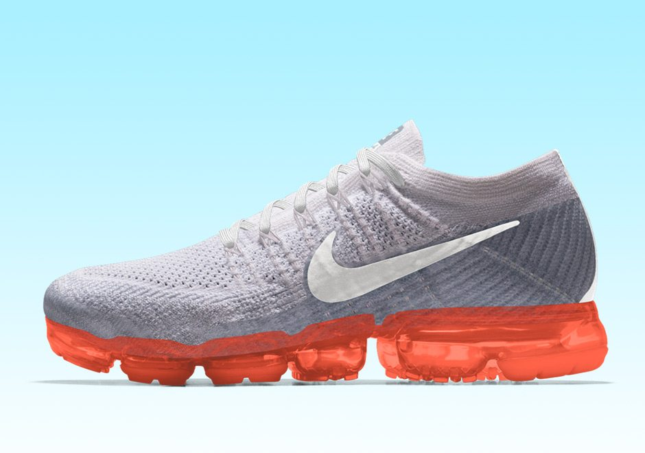 Nike Air VaporMax Lands on NIKEiD with