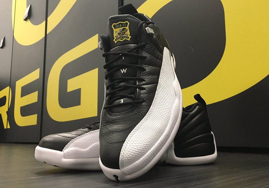 Air Jordan 12 Low Playoffs PE