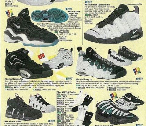 Original Nike Air Money PE