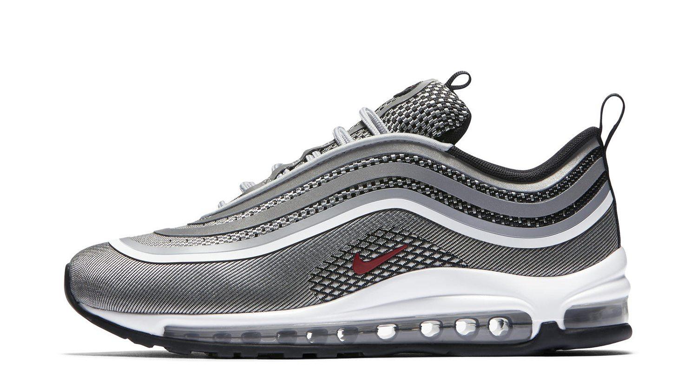 "Nike Air Max 97 Ultra ""Metallic Silver"""