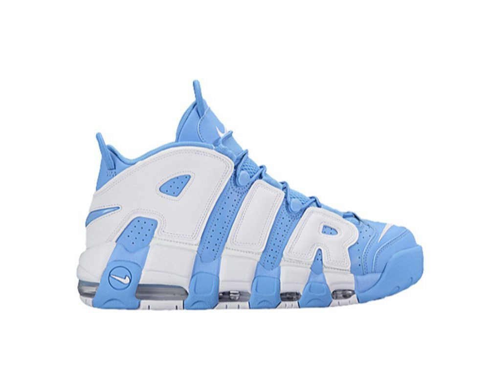 Nike Air More Uptempo Quot University Blue Quot Release Date
