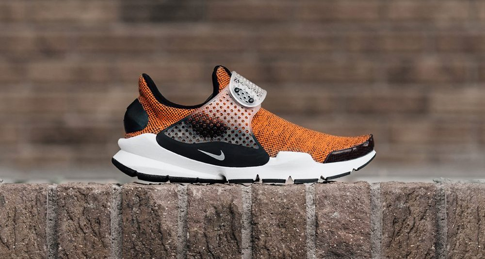"Nike Sock Dart SE ""Terra Orange"""