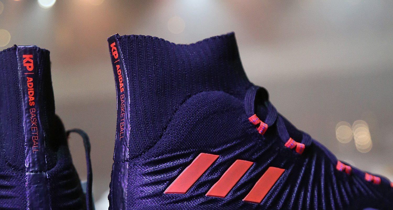 Desaparecido sitio Disipación  First Look // Kristaps Porzingis' adidas Crazy Explosive PE For Next Season  | Nice Kicks