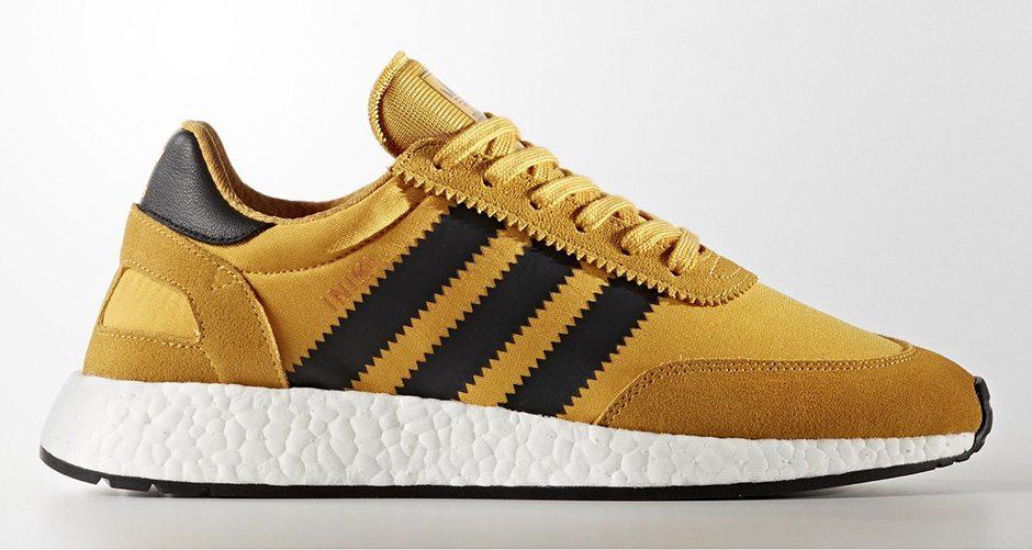 """adidas Iniki Runner """"Goldenrod"""""""