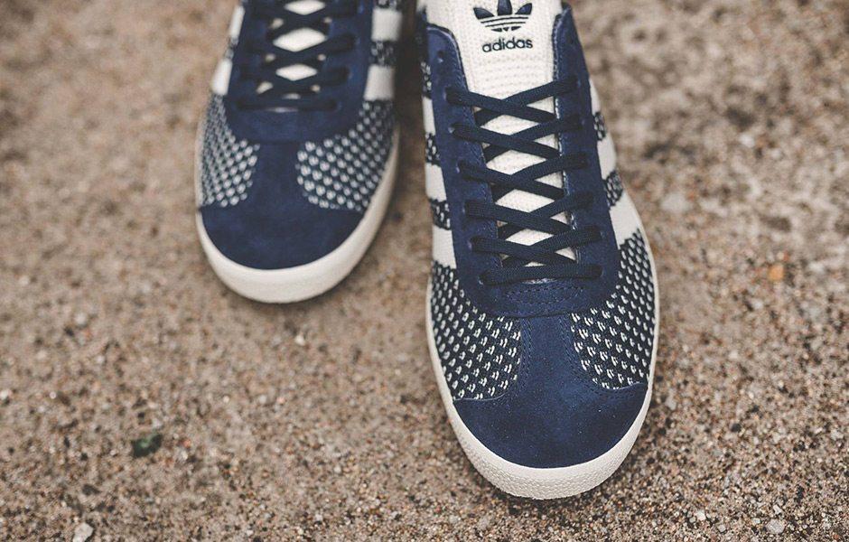 "adidas Gazelle Primeknit ""Navy"""