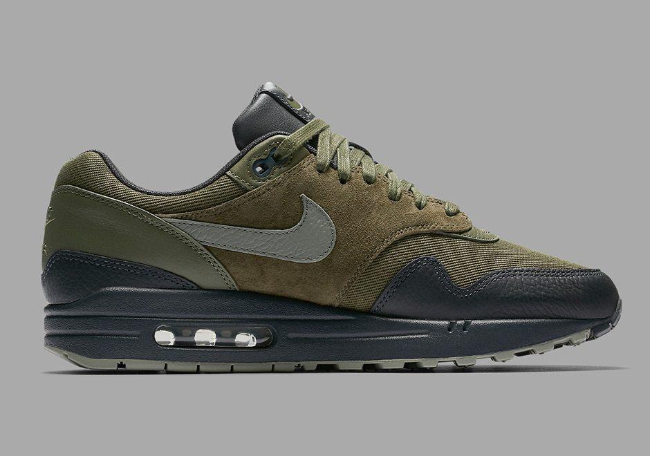 Nike Air Max 1 Premium 'Dark Stucco' | More Sneakers