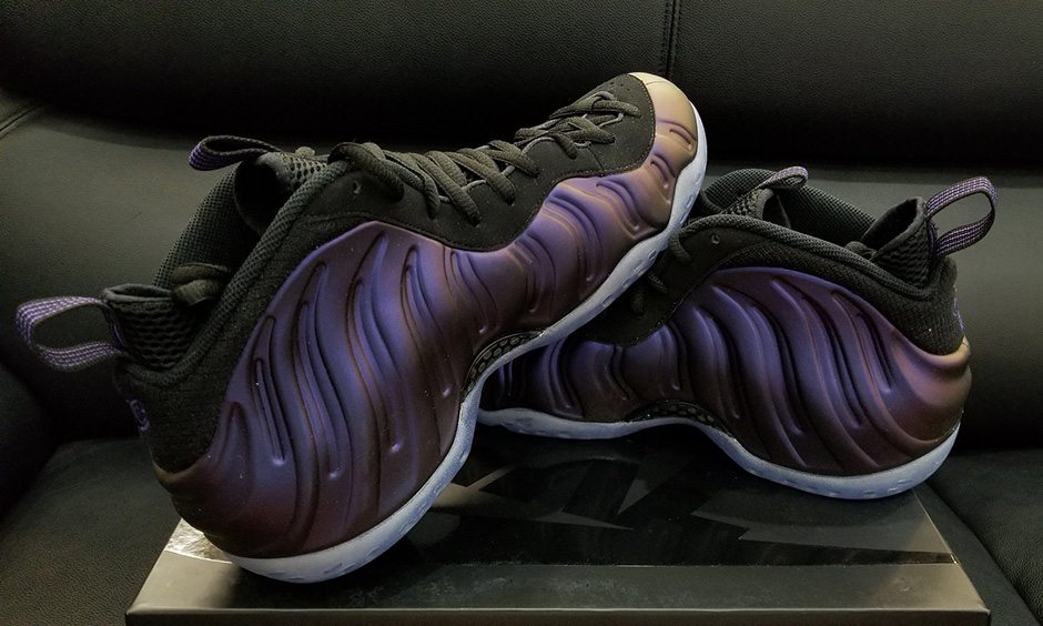 * NEW * Nike Air Foamposite One Pro Class Of 97 He Got ...