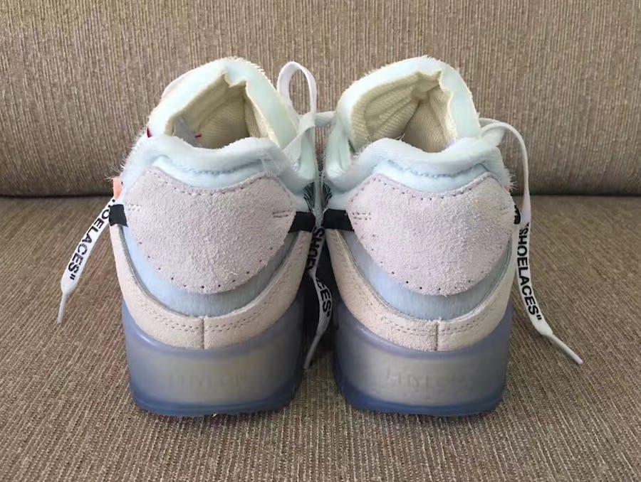 A Detailed Look At The Off White X Nike Air Max 90 Nice Kicks