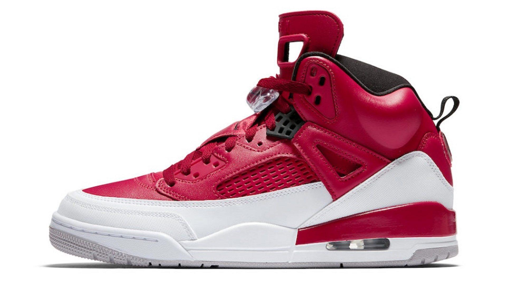 "Jordan Spiz'ike ""Gym Red"""