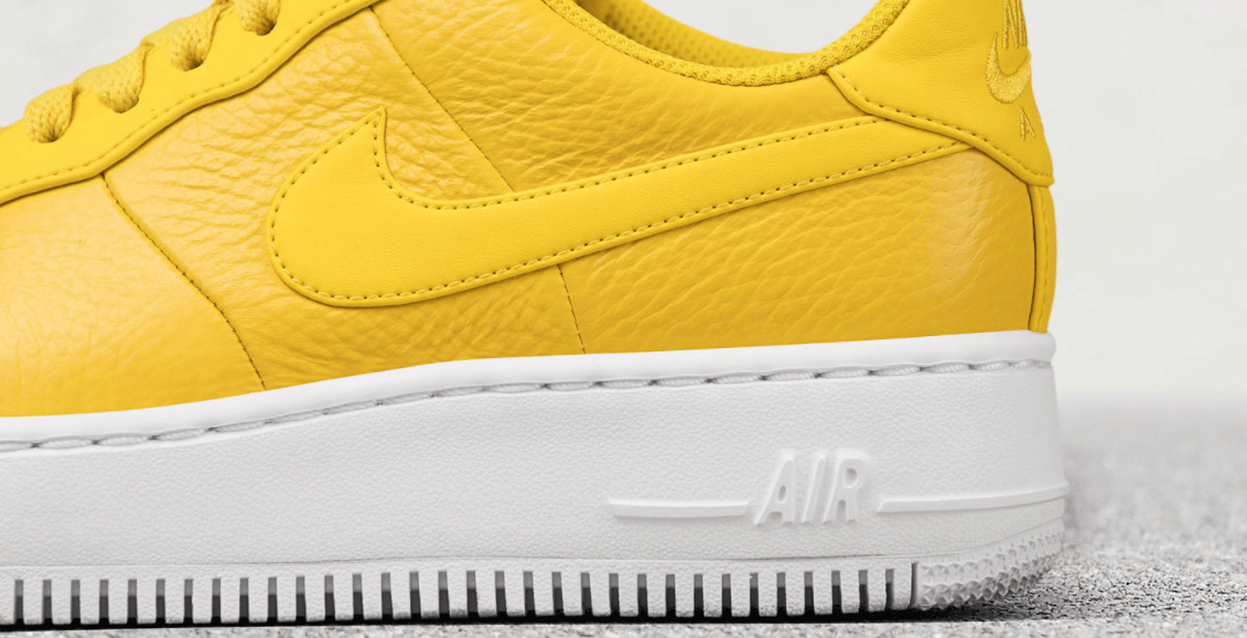 "Nike Air Force 1 Upstep ""Bread & Butter"" Pack"
