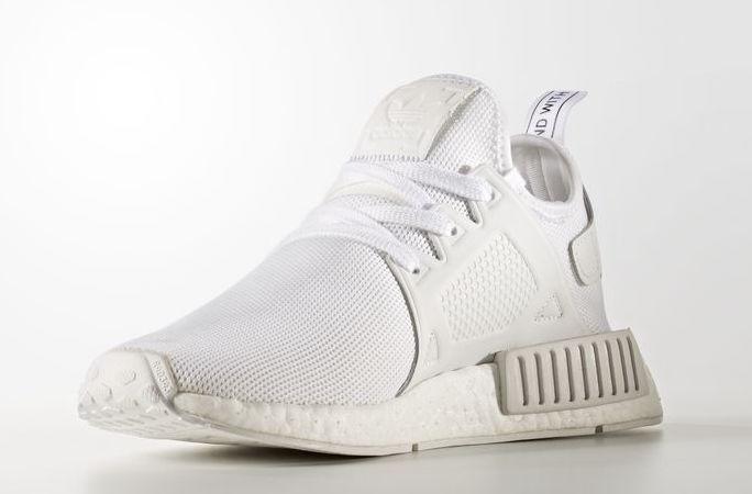 Adidas Nmd Xr1 Triple White Release Date Nice Kicks